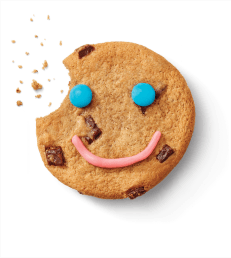 Tim Hortons Smile Cookies - View the VIBE Toronto