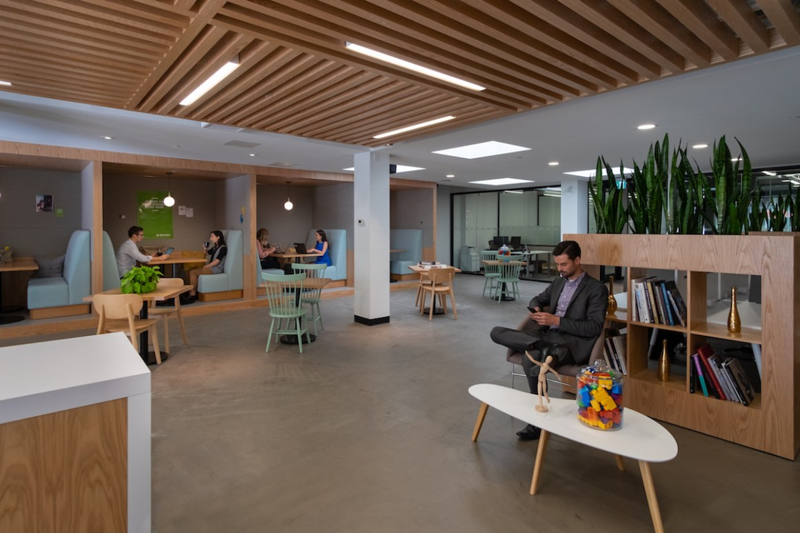 Spaces Yorkville - New Digs - View the VIBE Toronto - Co-working Space for Entrepreneurs