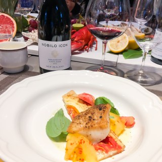 Nobilo Wine and MSC Sustainable Seafood - View the VIBE Toronto