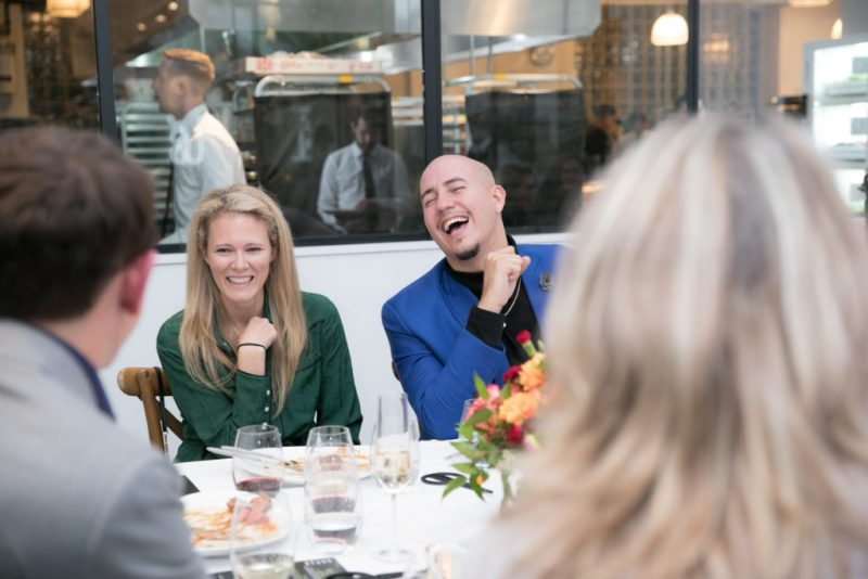 Eatertainment x The Stop Charity Dinner - Nick Lee   View the VIBE Toronto