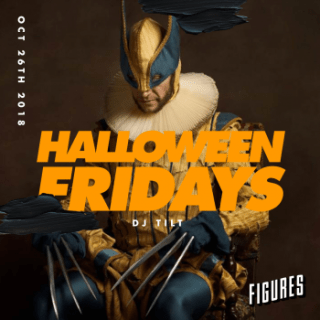 Figures halloween 2018