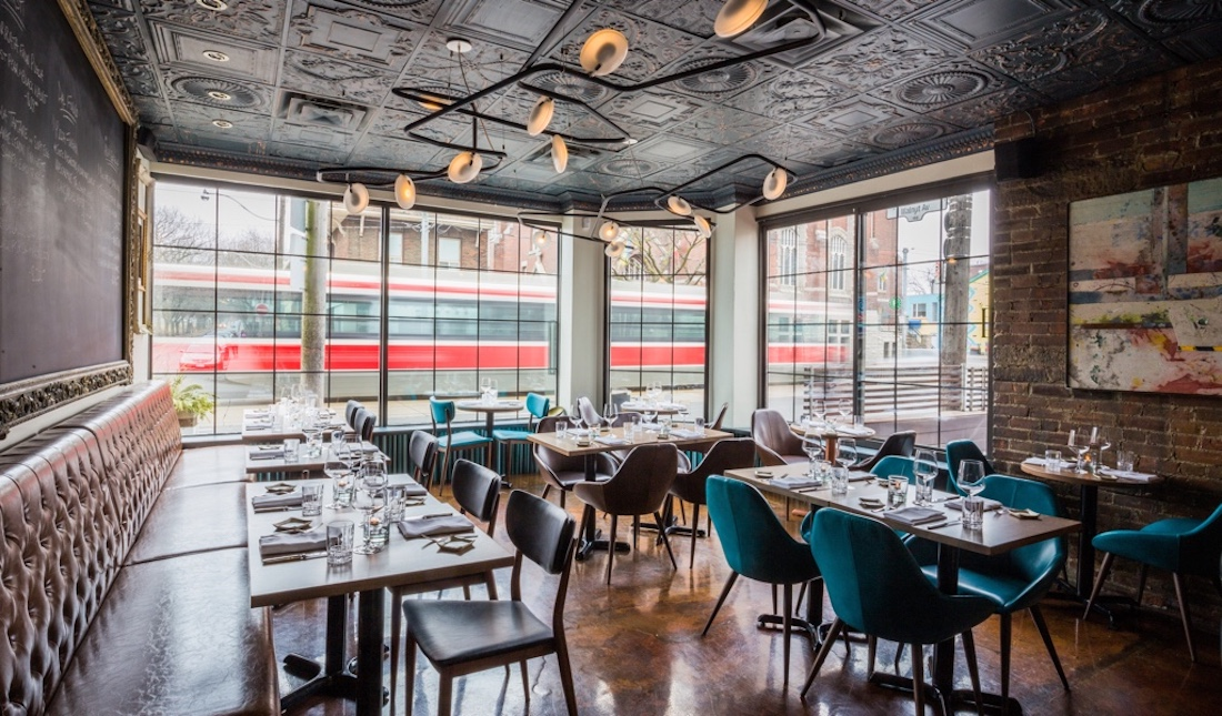 Noce Restaurant Toronto | View the VIBE