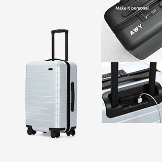 Away Carry-On Luggage - View the VIBE