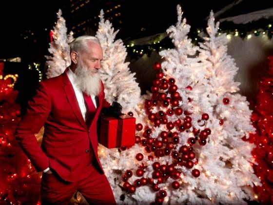 Paul Mason, Fashion Santa - View the VIBE