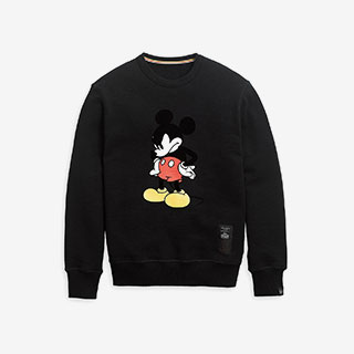 Mickey Mouse Sweatshirt - View the VIBE