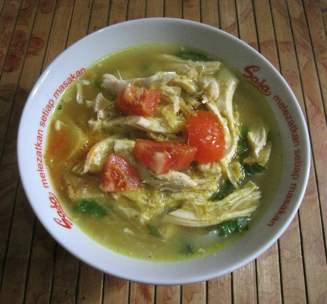 What Is Traditional Indonesian Food