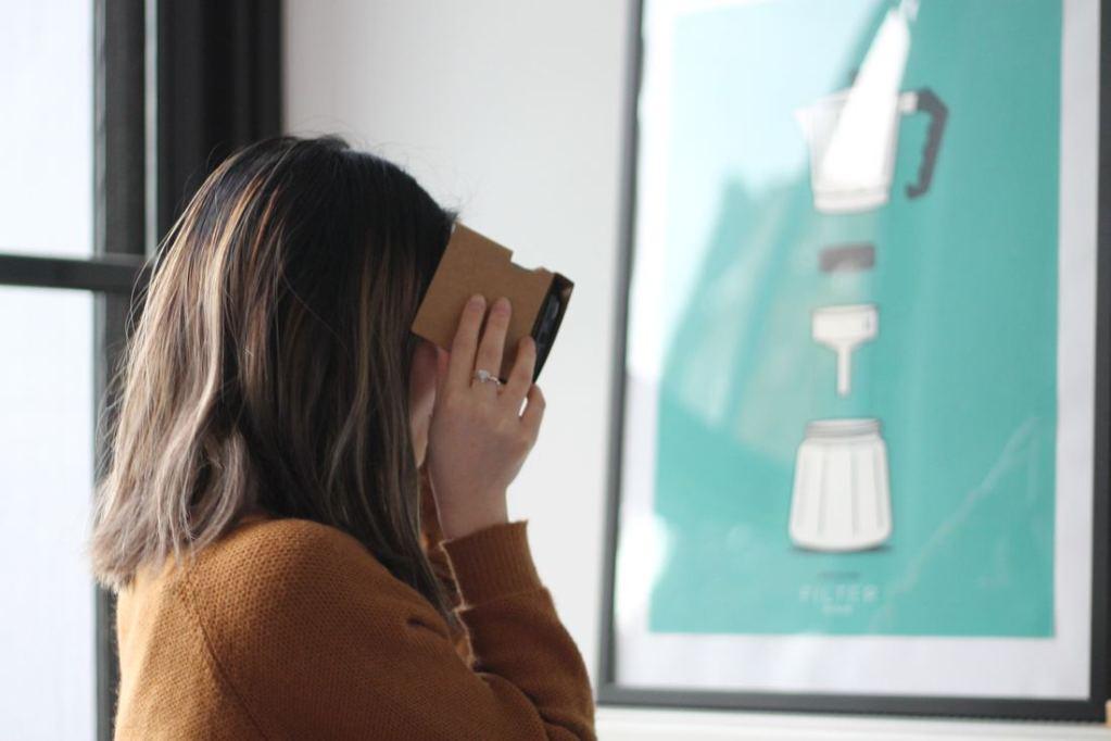 realidad virtual viewy tecnología empresa