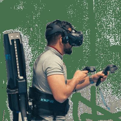 realidad virtual simulación entrenamiento trabajo