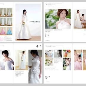 ブライダルプロデュース ティアラ DRESS BOOK 2005