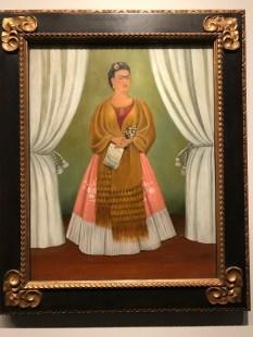 Frieda Kahlo Self-Portrait to Leon Trotsky