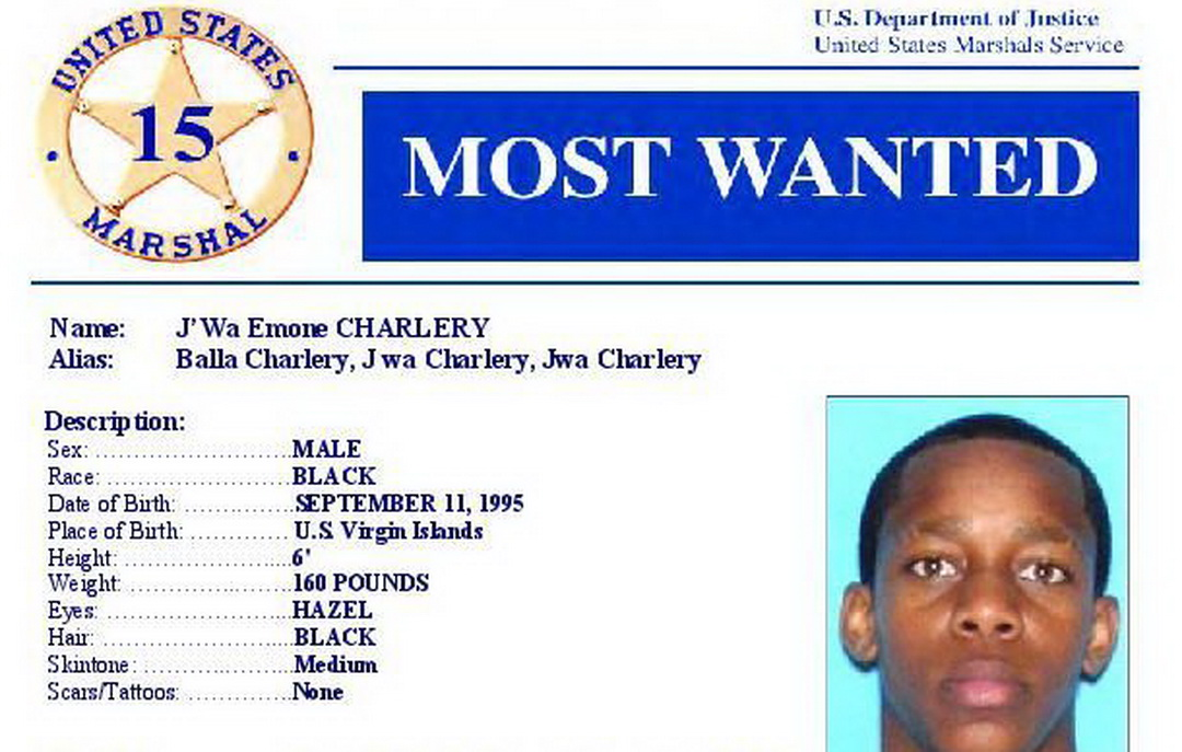 Most Wanted Fugitive J'wa 'Balla' Charlery Captured in Tent on