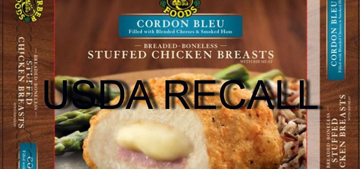 Usda Recall Of Barber Frozen Chicken For Salmonella Virgin Islands