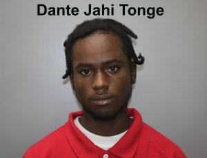 Mug Shot - Dante Jahi Tonge