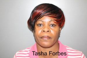 Mug Shot - Tasha Forbes