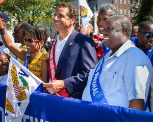 Mapp with Cuomo