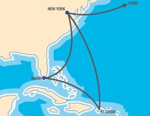 submarine cable STX
