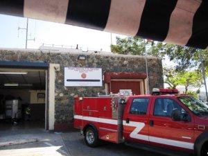 vi fire services truck