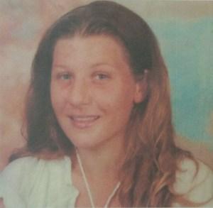 Missing Person Nina Gundolo pic 1a
