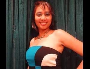 trini woman swine flu