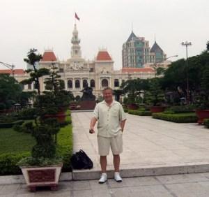 John in Vietnam