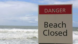 beacher closed