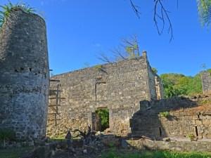 clifton hill ruins