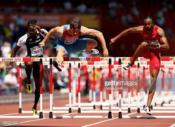 Fabled Hurdler Lovett To Run For The U.S. Virgin Islands ...