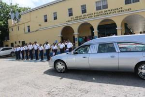 Officer Lammy Funeral 155