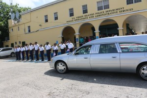Officer Lammy Funeral 155