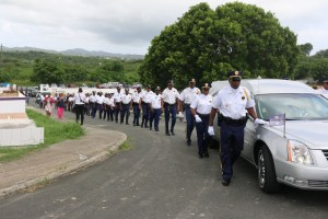 Officer Lammy Funeral 242