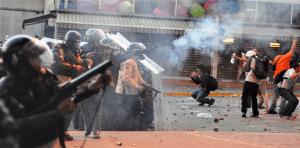 venezuela-chaos