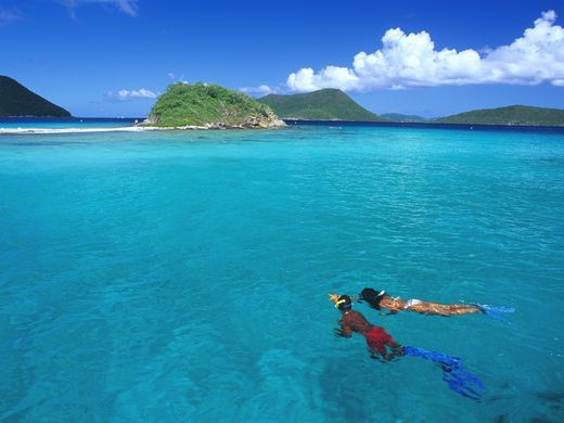 US Virgin Islands Puerto Rico Make USA Todays List Of Best Beaches For 2018