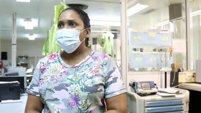 Nurses Given Added Critical Care Responsibilities During ...