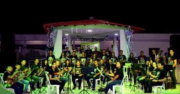 2° Concerto Especial Fim de Ano da Banda Sinfônica 31 de Agosto e Banda Sarará Malino