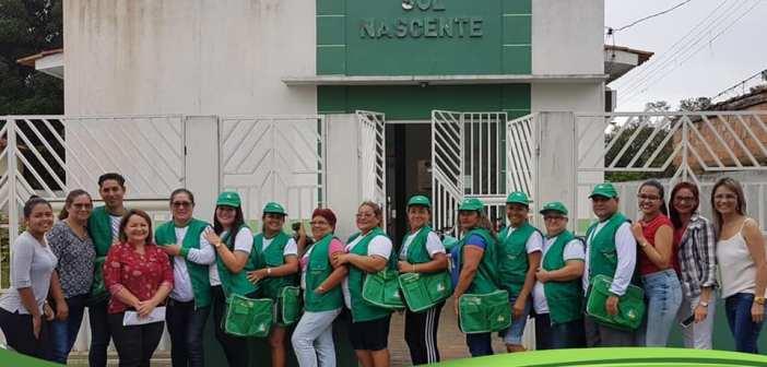Agentes Comunitários de Saúde recebem novos uniformes