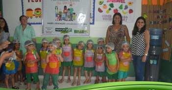Prefeitura Promove Ação de Saúde Bucal nas Escolas da Rede Municipal de Ensino