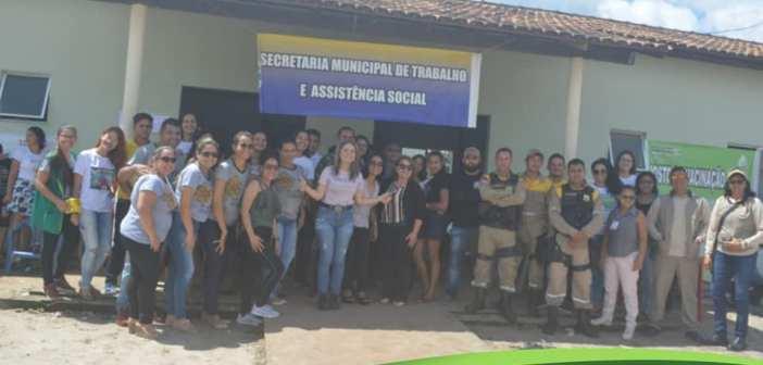 1° Caravana Social, mais de 500 Atendimentos no Residencial Vigilenga