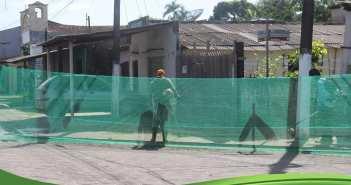 Prefeitura inicia serviços de roçagem