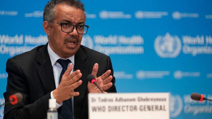 OMS: politización y falta de compromiso ante la pandemia, grandes obstáculos