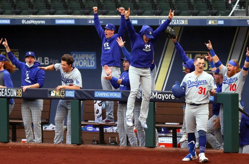 Los Dodgers despiertan con paliza histórica ante Bravos