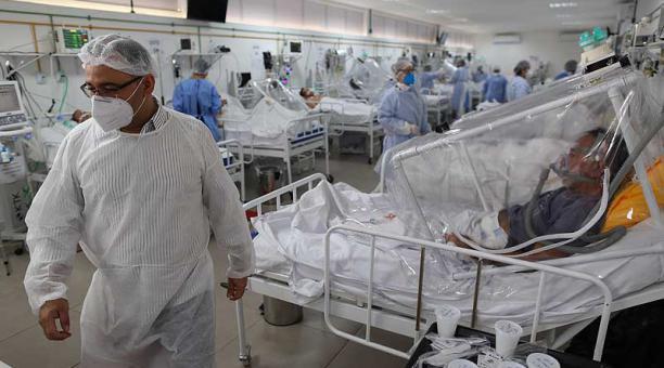 Salud Pública notifica 6 muertes y 554 nuevos contagios de COVID-19