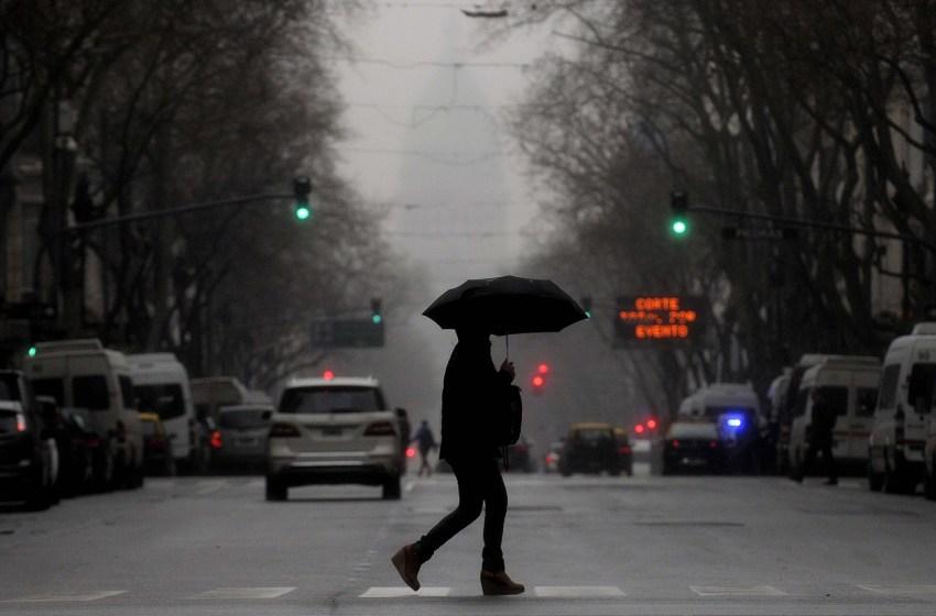 La ONAMET pronostica que continuaran las lluvias débiles y dispersas