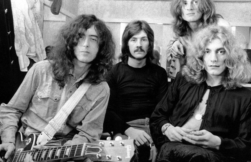 """Led Zeppelin reeditará la versión japonesa del mítico sencillo """"Inmigrant Song"""""""