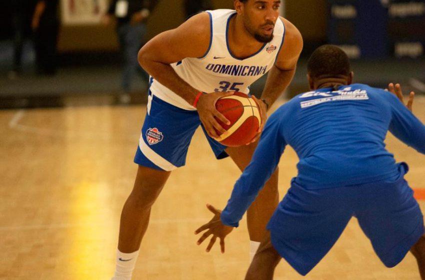 Guerrero afirma equipo RD no hará quedar mal a su público en 'Burbuja' basket de Punta Cana