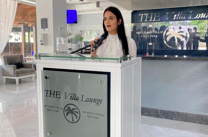 Directora regional de Turismo participa en reapertura hoteles del grupo Lifestyle en Cofresí Puerto Plata