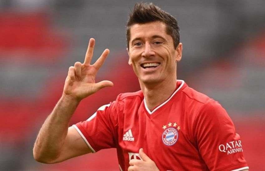 Lewandowski mejor jugador de 2020, supera a Messi y Cristiano