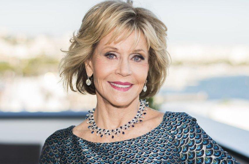 Jane Fonda recibirá el Cecil B. DeMille en los Globos de Oro