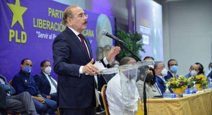 Liderazgo de Danilo en PLD con miras a consolidarse en el 2021