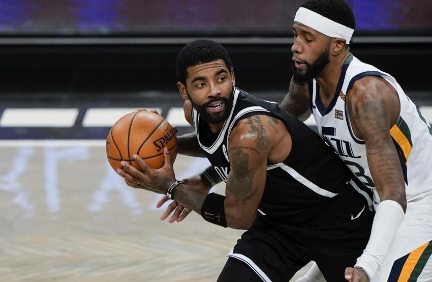 Kyrie Irving se reincorpora a los Nets de Brooklyn