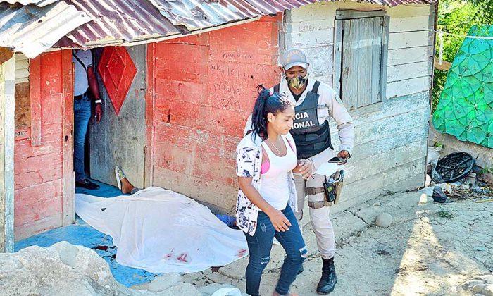 Tiroteos dejan 7 muertos en cinco días en Santiago
